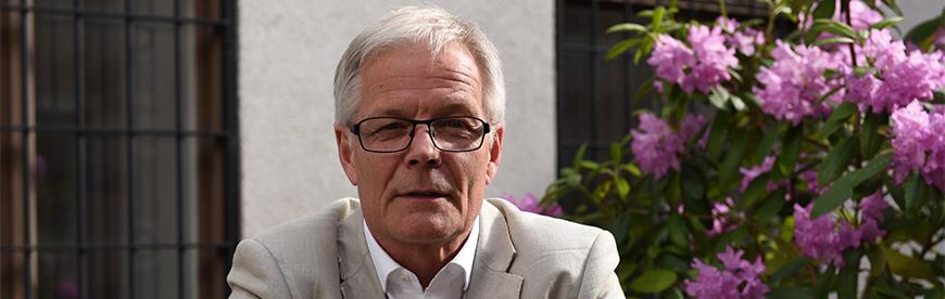 Paul Nordström (foto: Bengt Lindström)